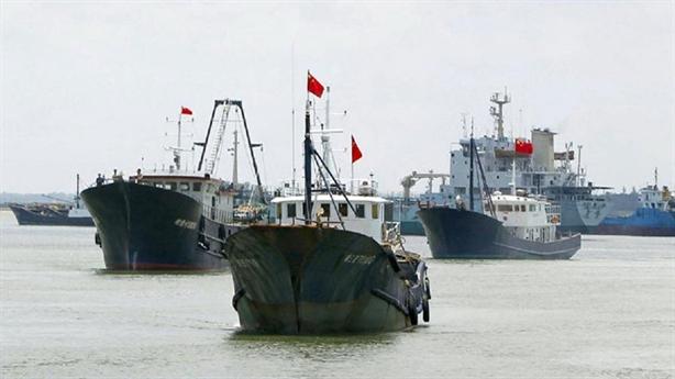 Trung Quốc với chiến lược bành trướng Biển Đông, Biển Hoa Đông
