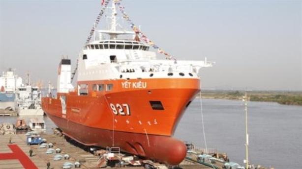 Báo nước ngoài đánh giá cao tàu cứu hộ ngầm Việt Nam