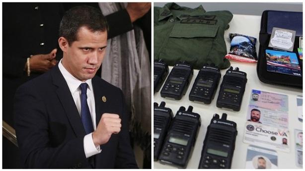 Venezuela cáo buộc Nhà Trắng biết kế hoạch bắt cóc ông Maduro