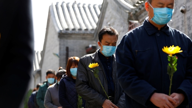 CIA cáo buộc, Trung Quốc kiên trì phủ nhận nguồn gốc virus