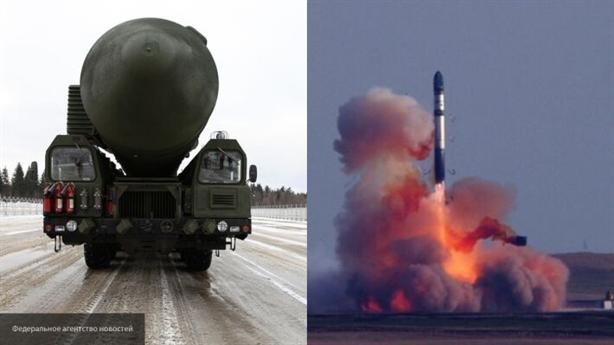Mỹ không thể gây hấn trước tiềm lực hạt nhân Nga