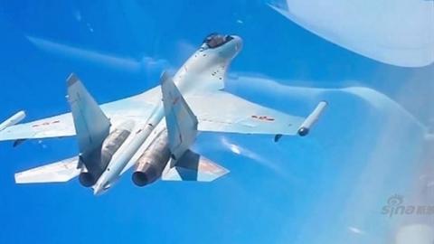 Trung Quốc đưa Su-35SK tới biên giới đấu Su-30MKI Ấn Độ