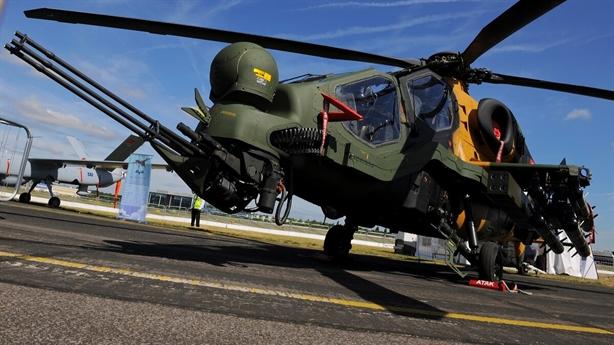 Thổ cần Mỹ đồng ý mới dám bán T129 ATAK cho Philippines?