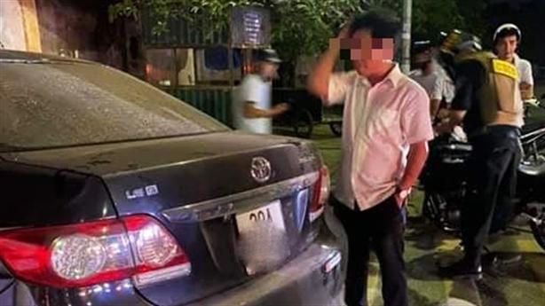 Trưởng ban Nội chính Thái Bình gây tai nạn: 'Do mắt kém?'