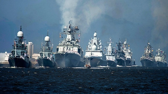 Nga tái lập Liên đội Địa Trung Hải số 5