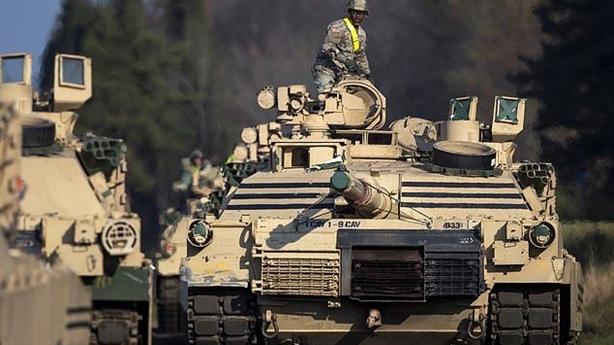 Mỹ không che giấu mục đích bám lấy Syria