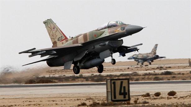 Đội bay F-16I chuyên không kích Syria nhận 'sổ hưu'
