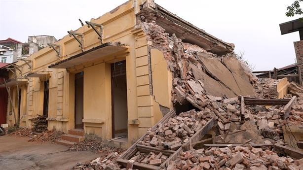 Sắp phá dỡ Trạm phát sóng Bạch Mai: 'Không phải di tích'