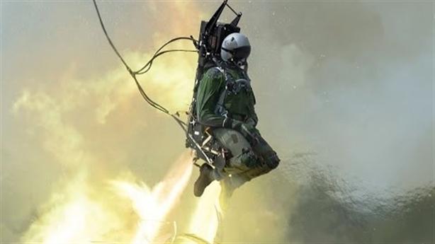 Ghế phóng mới cứu tinh cho phi công F-35