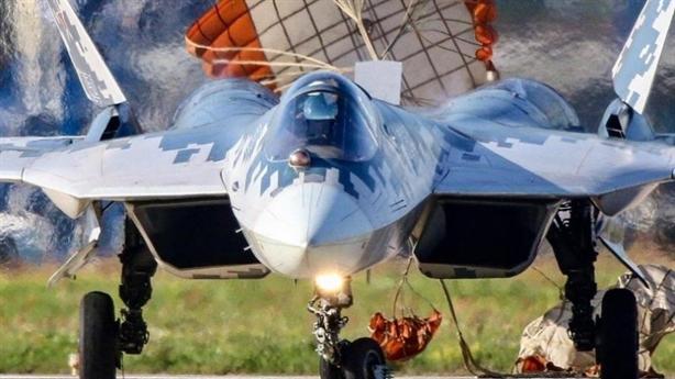 Nga đi đầu khi thử thành công AI trên Su-57