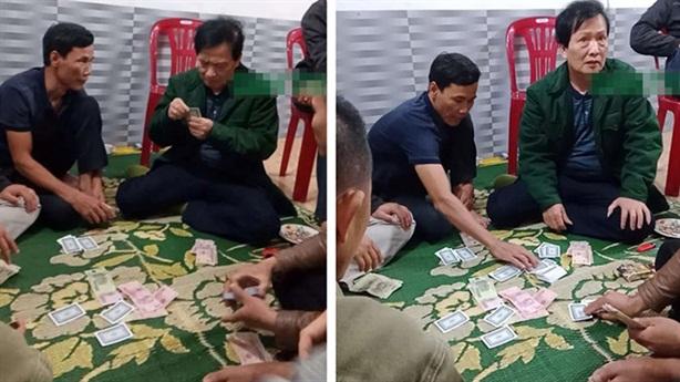 Chủ tịch đánh bạc bị phạt 2 triệu: 'Đen thì phải chịu'