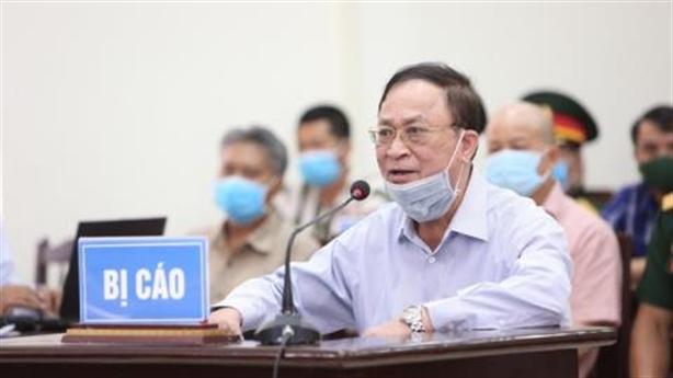 Ông Nguyễn Văn Hiến khai gì trước tòa?