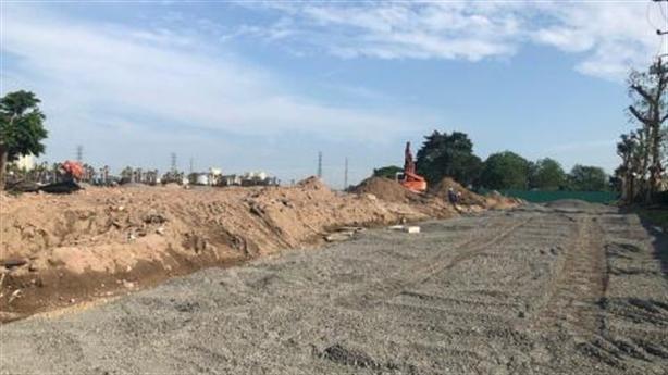 Nhà đầu tư bất an tại dự án Louis City Hoàng Mai