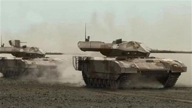 Hé lộ bí mật khiến T-14 Armata 'vô hình' tại Syria