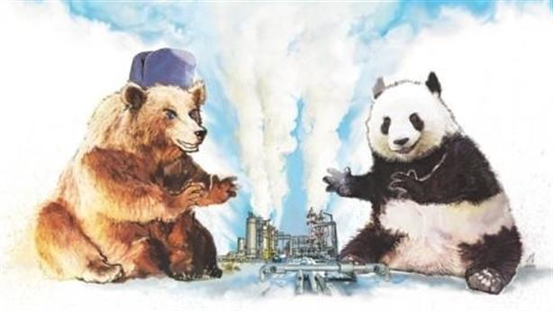Trung Quốc bơm tiền trực tiếp hút dầu khí trên đất Nga