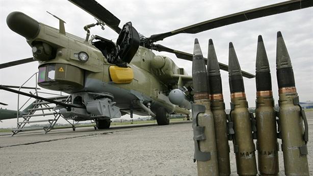 Đòn đánh chặn hơn hẳn Apache của trực thăng Nga