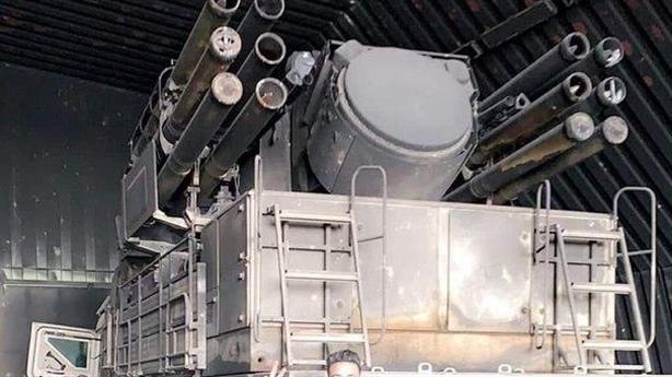 LNA bỏ Pantsir-S1 thoát thân khi bị mất căn cứ chiến lược