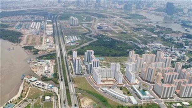 TP.HCM trình phương án lập thành phố phía Đông