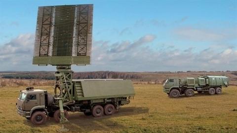 Nga tự tin với radar 3D bắt chết mục tiêu siêu thanh