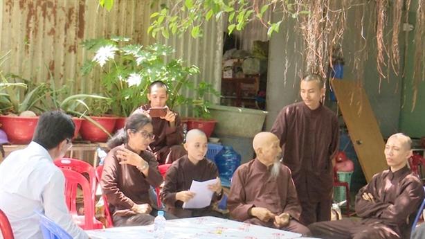 Vì sao kiểm tra nơi tự xưng là Tịnh thất Bồng Lai?
