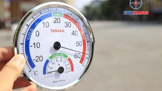 Tiêu thụ điện tăng cao cùng nắng nóng