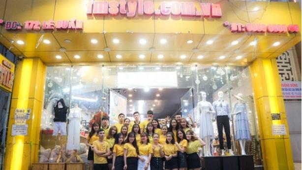 Thời trang FM dẫn đầu thị trường miền Trung, Tây Nguyên
