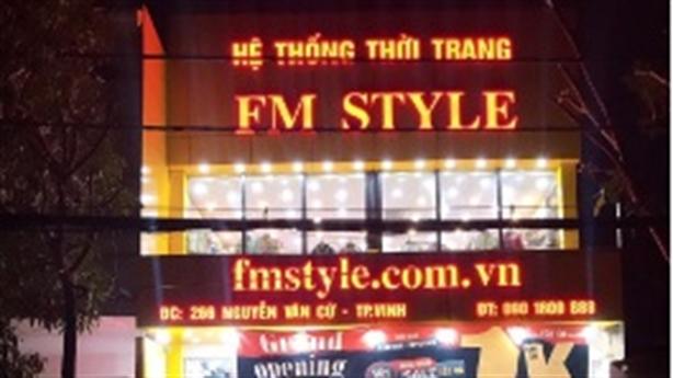 """Hệ thống bán lẻ thời trang FM-Shop """"thay đổi để thích nghi"""""""