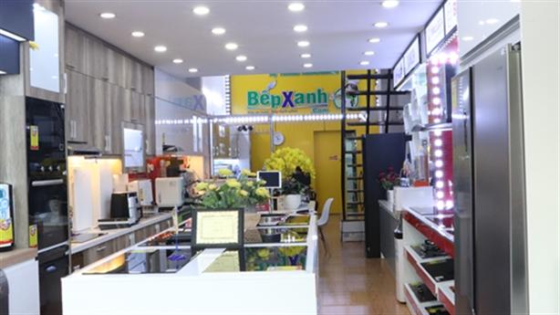 Bếp XANH - Showroom Thiết Bị Nhà Bếp Uy Tín Tại TP.HCM