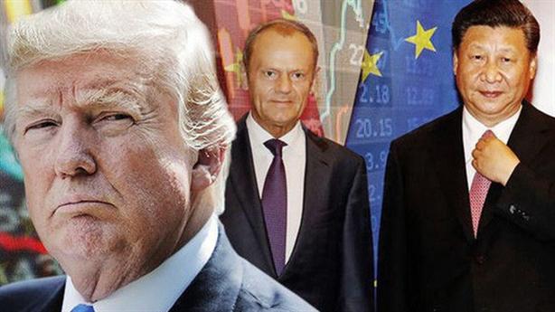 EU ngả về Trung Quốc thay vì tin tưởng ông Trump?