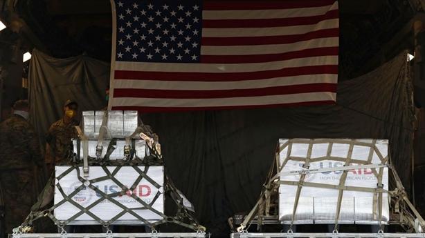 Chi tiết lô viện trợ máy thở của Mỹ cho Nga
