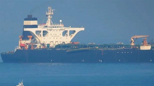 Tàu dầu Iran tiến sát vùng đặc quyền Venezuela