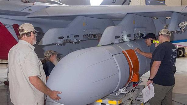 EA-18G có bịt mắt được radar của S-400?