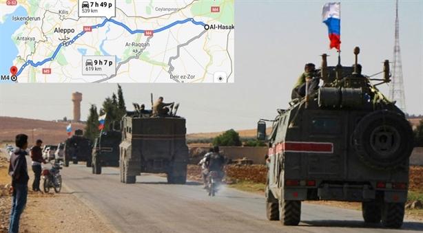 Nga-Syria thông tuyến cao tốc chiến lược M4: Khó khăn như núi!