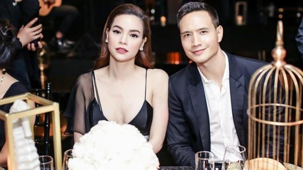 Rộ tin Hồ Ngọc Hà mang thai đôi với Kim Lý