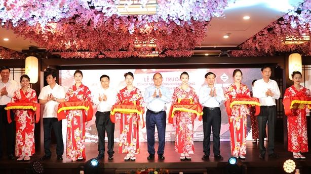 Quảng Ninh khai trương khu nghỉ dưỡng suối khoáng tiêu chuẩn Nhật