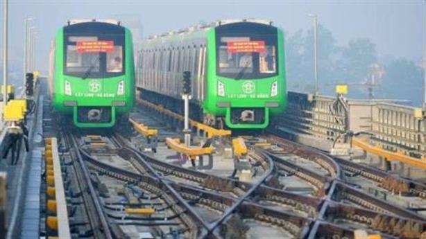 Đường sắt Cát Linh - Hà Đông vẫn chưa hẹn ngày khai thác