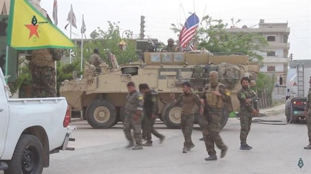 Mỹ xây 'Tiểu vương quốc người Kurd' trong lòng Syria