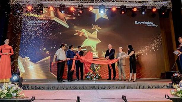 Công nhận hai khách sạn của Eurowindow Holding đạt chuẩn 5 sao