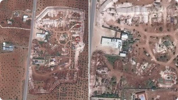 Thổ công khai thế trận phòng không tại Idlib