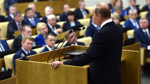 Nga tố tình báo phương Tây hạ thấp tín nhiệm Putin