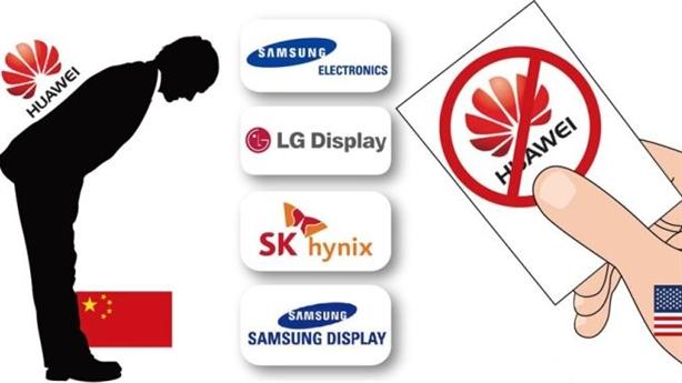 Khủng hoảng tìm chip nhớ, Huawei cầu cạnh Samsung?