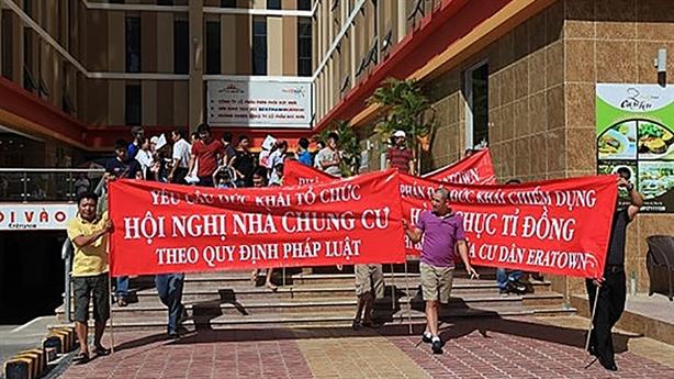 TP.HCM: Đề nghị trả lại phí bảo trì cho cư dân