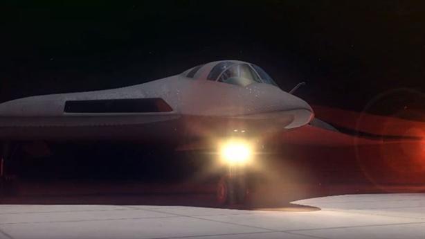 Bắt đầu sản xuất máy bay mạnh hơn B-21