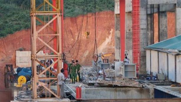 3 công nhân xây thủy điện tử vong: 'Do kéo nhau?'