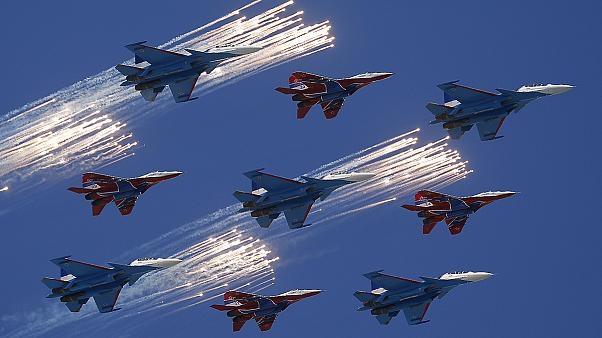 Nga chuẩn bị gì cho duyệt binh mừng Ngày Chiến thắng?
