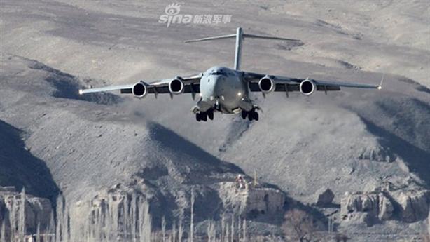 Báo Nga: Trung Quốc mở rộng sân bay sát Ấn Độ