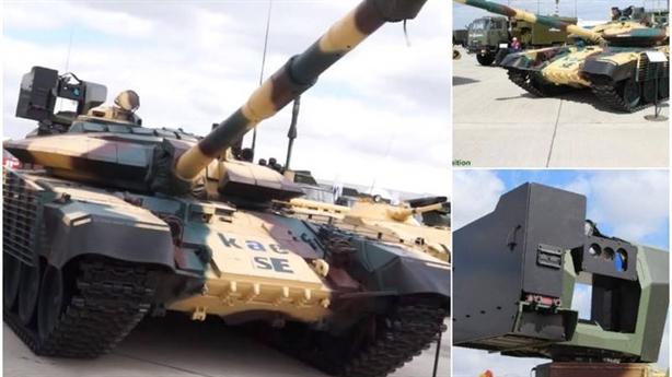 Kazakhstan trang bị T-72 cực mạnh Thổ nâng cấp