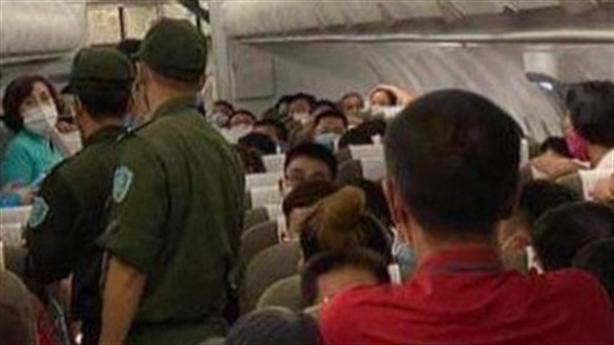 Không dựng ghế, nữ hành khách còn xúc phạm tiếp viên trưởng