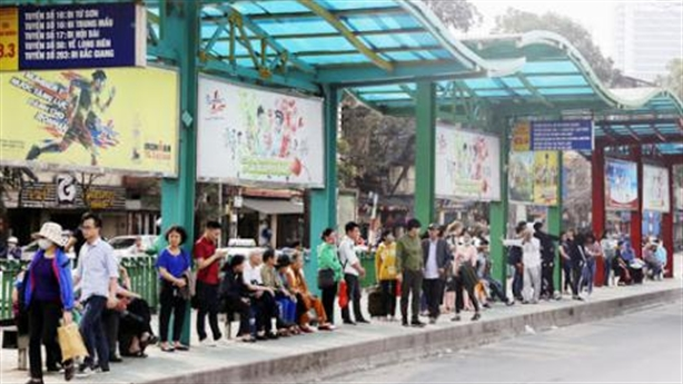 600 nhà chờ xe buýt chuẩn Châu Âu: Tránh biến tướng