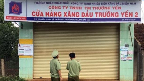 Loạt cây xăng đóng cửa: Làm rõ chuyện găm hàng hay không